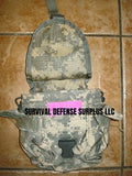 Molle II 1 Quart Canteen / General Purpose Pouch ACU Pattern NSN 8465015250585  / ITEM#MPAK106