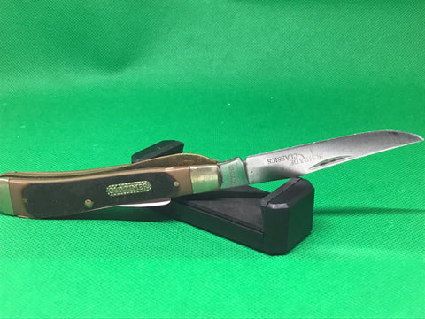 Schrade Old timer Classic pocket knife 19403 first production run