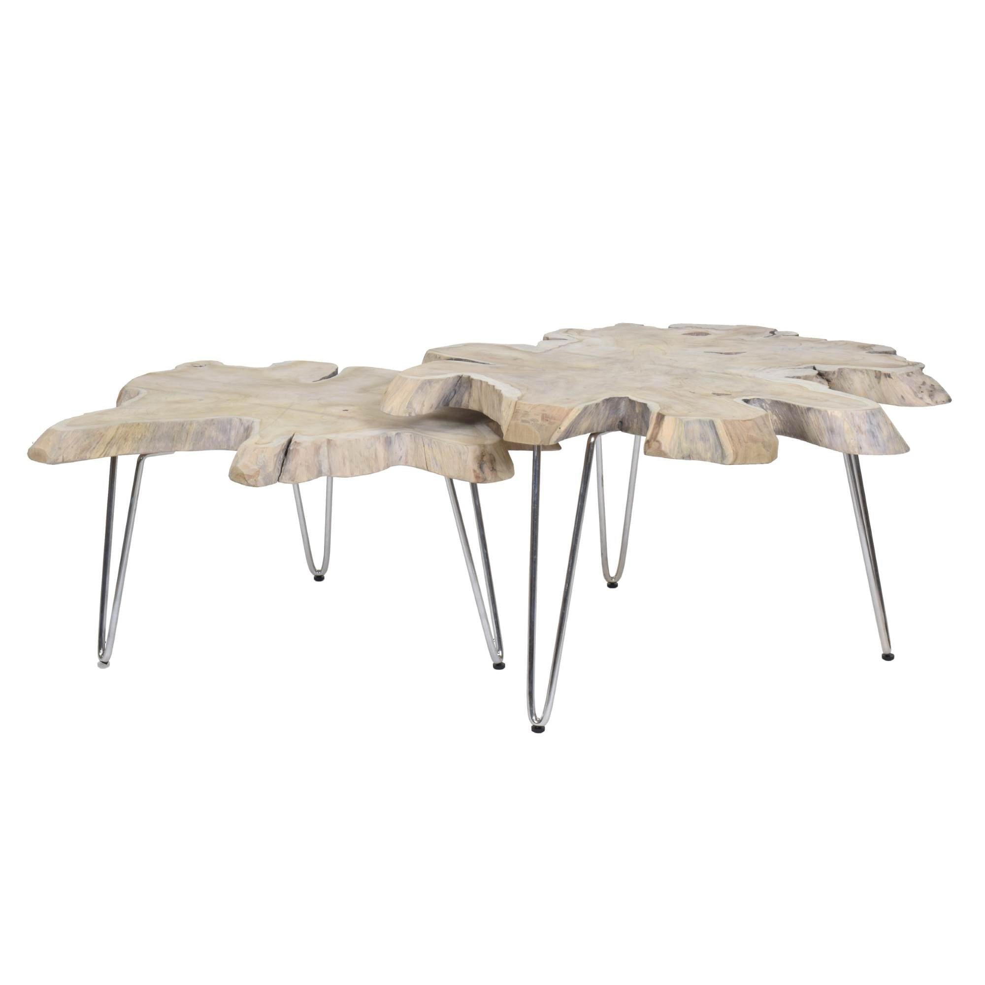 Teak Coffee Table - Beautiful Indoor & Outdoor Furniture ...