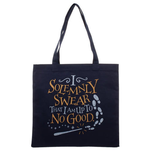 Harry Potter I Solemnly Swear That I Am Up To No Good Canvas Tote Bag
