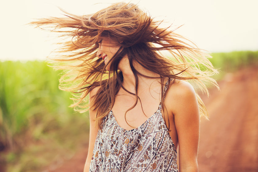 How to Protect Colour-Treated Hair from the Summer Sun