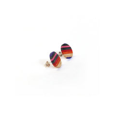 Strata Stud Earrings