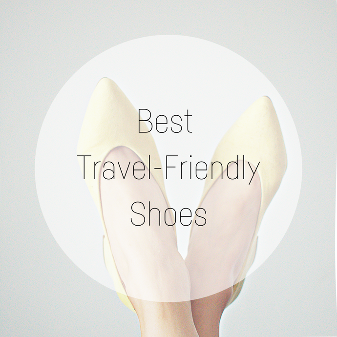 7 Best (Vegan) Travel-Friendly Shoes