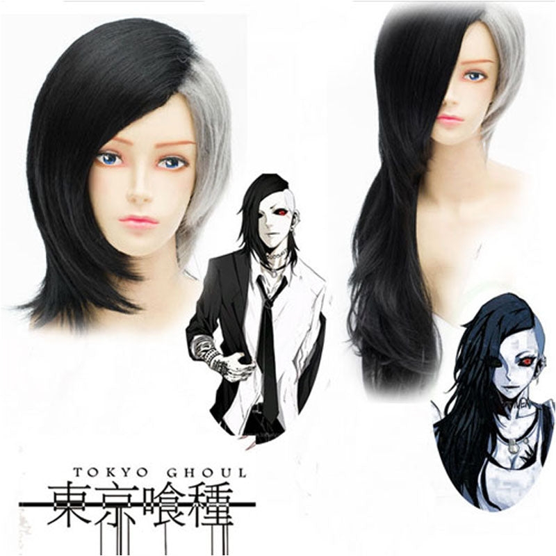 Anime Tokyo Ghoul Cosplay Wig 30/80cm Mask Maker - A Woman Knows Best