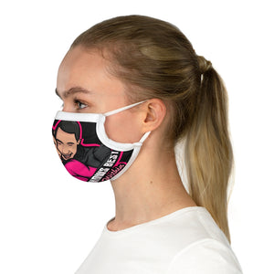 Cotton Face Mask (EU) - A Woman Knows Best