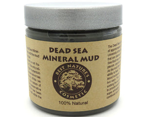 Dead Sea Mineral Mud removes toxins and impurities - A Woman Knows Best