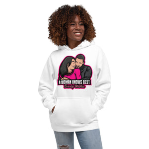 Unisex Hoodie - A Woman Knows Best