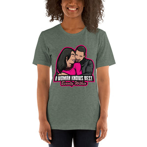 Short-Sleeve Unisex T-Shirt - A Woman Knows Best