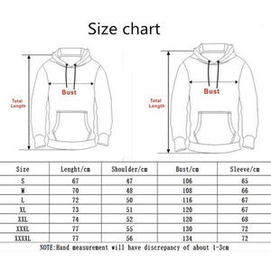 Fashion  Sweatshirt Women's Long Sleeve Hoodie Loose Print Women's Hoodie Sweatshirt Casual Sportswear Pullover Warm Hooded - A Woman Knows Best