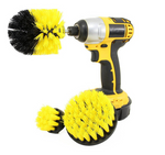 Power Scrubber Brush Cleaning Kit (3 pcs)