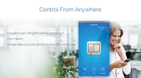 Sonoff Smart Switch