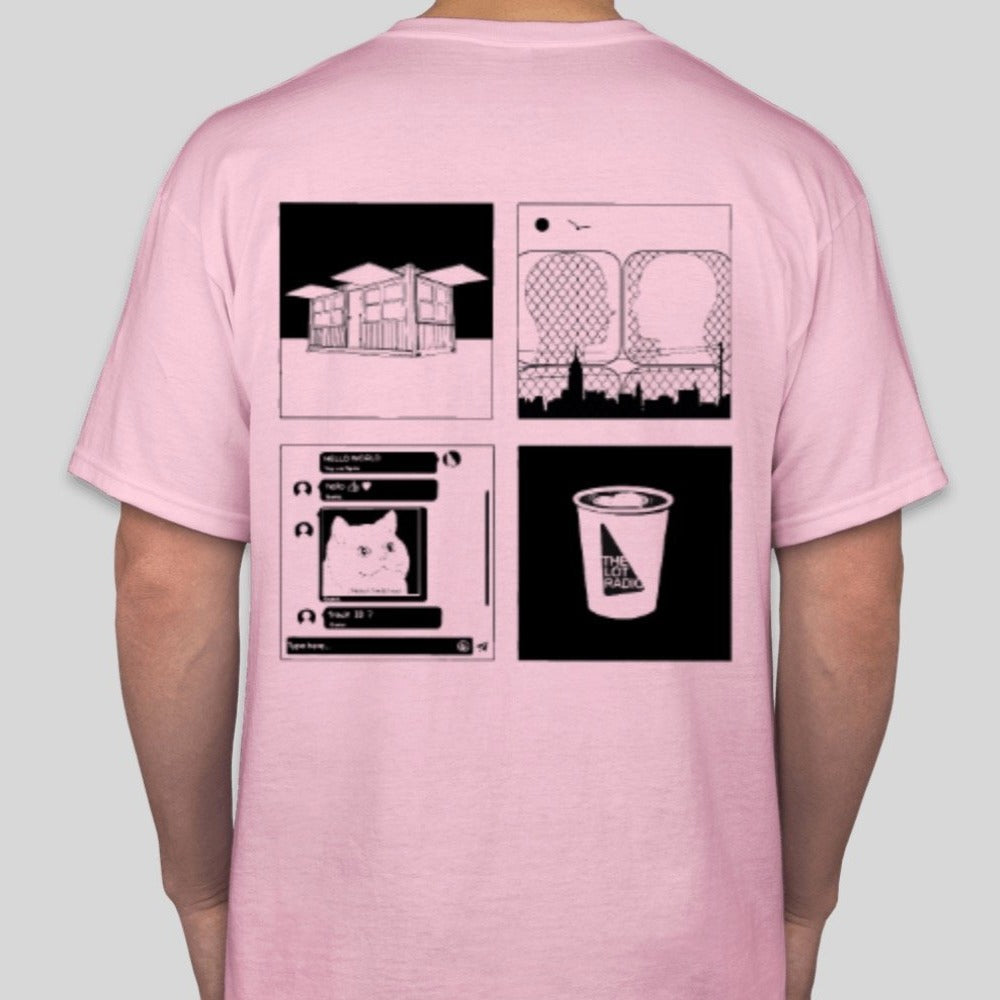 The Lot Radio Vignette T-Shirt