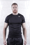 Men's Onyx Black Performance T-Shirt