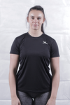 Women's Onyx Black Performance T-Shirt