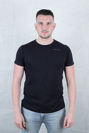 Men's Navy Blue Organic Cotton T-Shirt