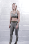 Olive Seamless Leggings and Sports Bra Deal