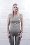 Olive Seamless Leggings and Vest Deal