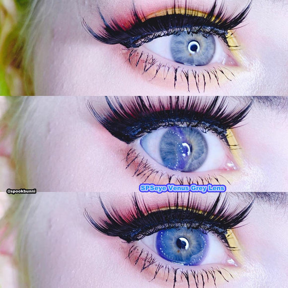 How to Avoid Buying Colored Contacts that will show fake colors on your eyes?