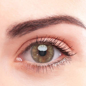 SPSeye Velvet Brown Colored Contact Lenses