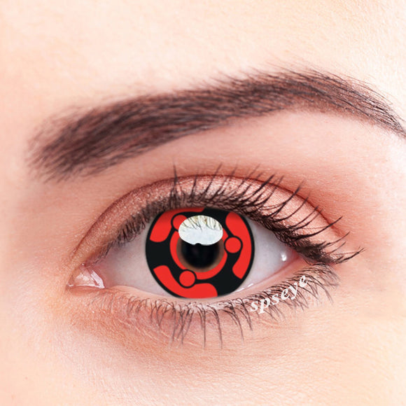 SPSeye Madara Colored Contact Lenses