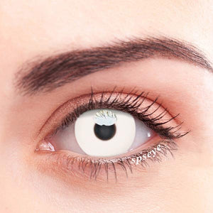 SPSeye Pure White Colored Contact Lenses