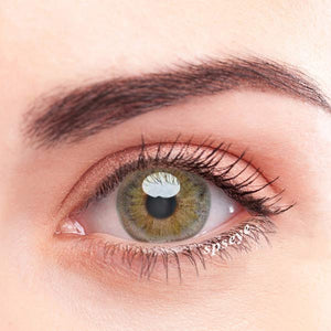 SPSeye Grey Daisy Colored Contact Lenses