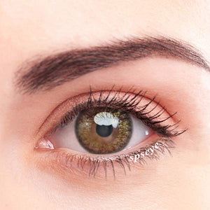 SPSeye Coco Brown Colored Contact Lenses