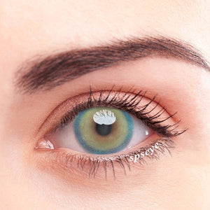 SPSeye Terra Blue Colored Contact Lenses