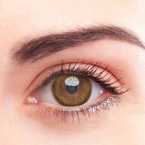 SPSeye Bubble Brown Colored Contact Lenses