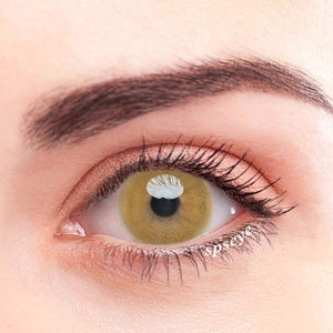 SPSeye Muse Brown Colored Contact Lenses