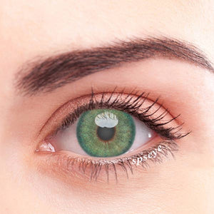 SPSeye Juno Green Colored Contact Lenses