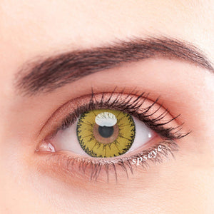 SPSeye Devil Brown Colored Contact Lenses
