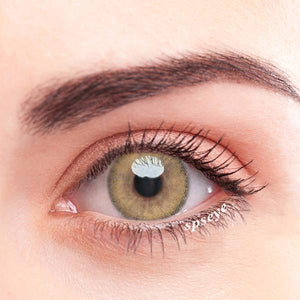 SPSeye Diana Brown Colored Contact Lenses