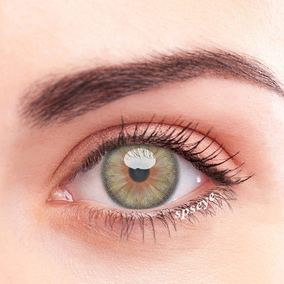 SPSeye Lupercus Brown Colored Contact Lenses