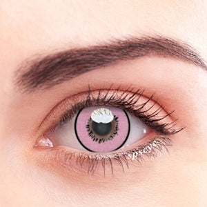 SPSeye Fairy Pink Colored Contact Lenses