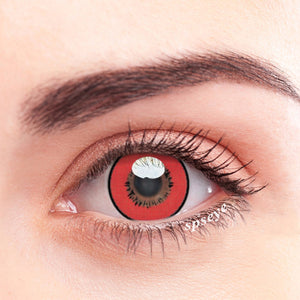 SPSeye Fairy Red Colored Contact Lenses