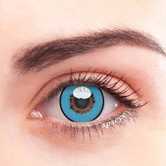 SPSeye Fairy Blue Colored Contact Lenses