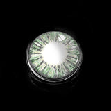 SPSeye Ananas Green Colored Contact Lenses