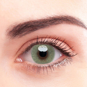 SPSeye Aether Green Colored Contact Lenses