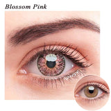 SPSeye Blossom Pink Colored Contact Lenses