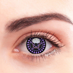 SPSeye Ciel Ash Colored Contact Lenses