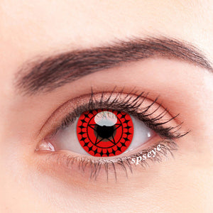 SPSeye Ciel Madam Red Colored Contact Lenses