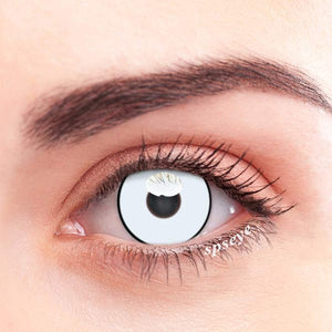 SPSeye Circadian White Colored Contact Lenses