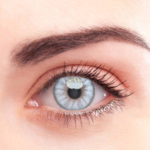 SPSeye Crystal Grey Colored Contact Lenses