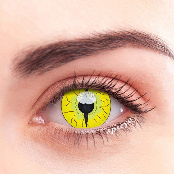 SPSeye Glow Topaz Colored Contact Lenses