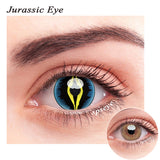 SPSeye Jurassic Eye Colored Contact Lenses