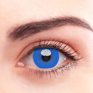 SPSeye Laser Blue Colored Contact Lenses