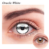 SPSeye Oracle White Colored Contact Lenses