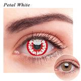 SPSeye Petal White Colored Contact Lenses