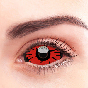 SPSeye Red Hawkeye Colored Contact Lenses